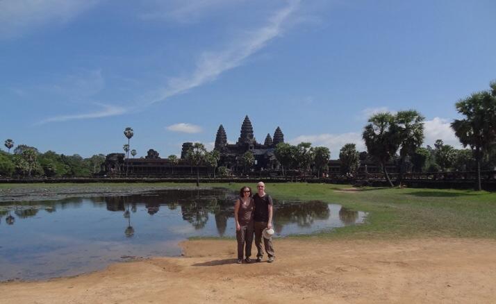 Angkor Wat - TwoYearTrip.com