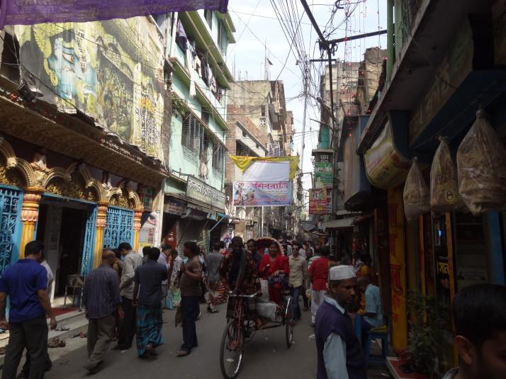 Dhaka Old Town