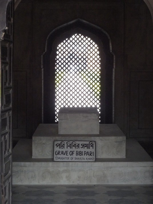 Grave of Bibi Pari, Lalbagh Fort, Dhaka