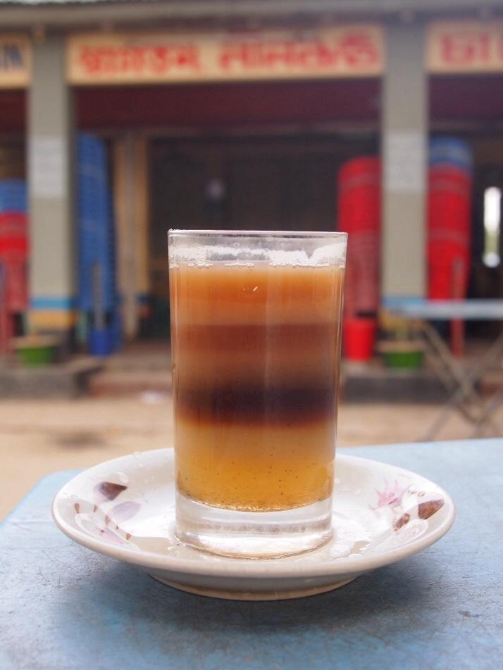 7 Layer Tea