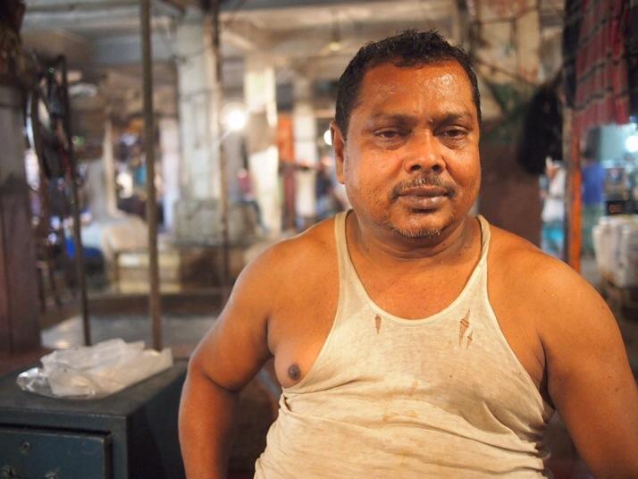 Butcher, Dhaka