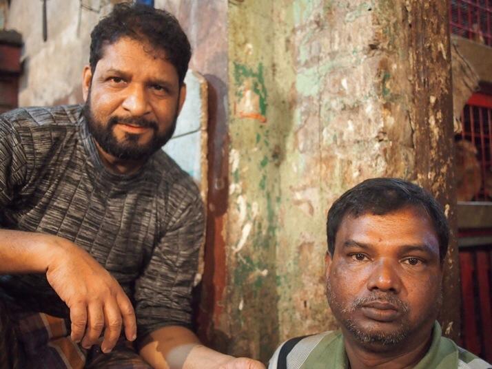Butchers, Dhaka