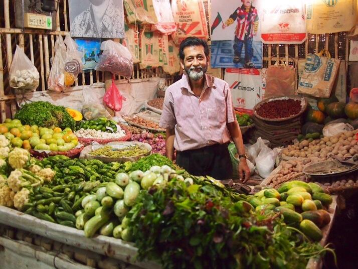 Greengrocer, Rajshahi