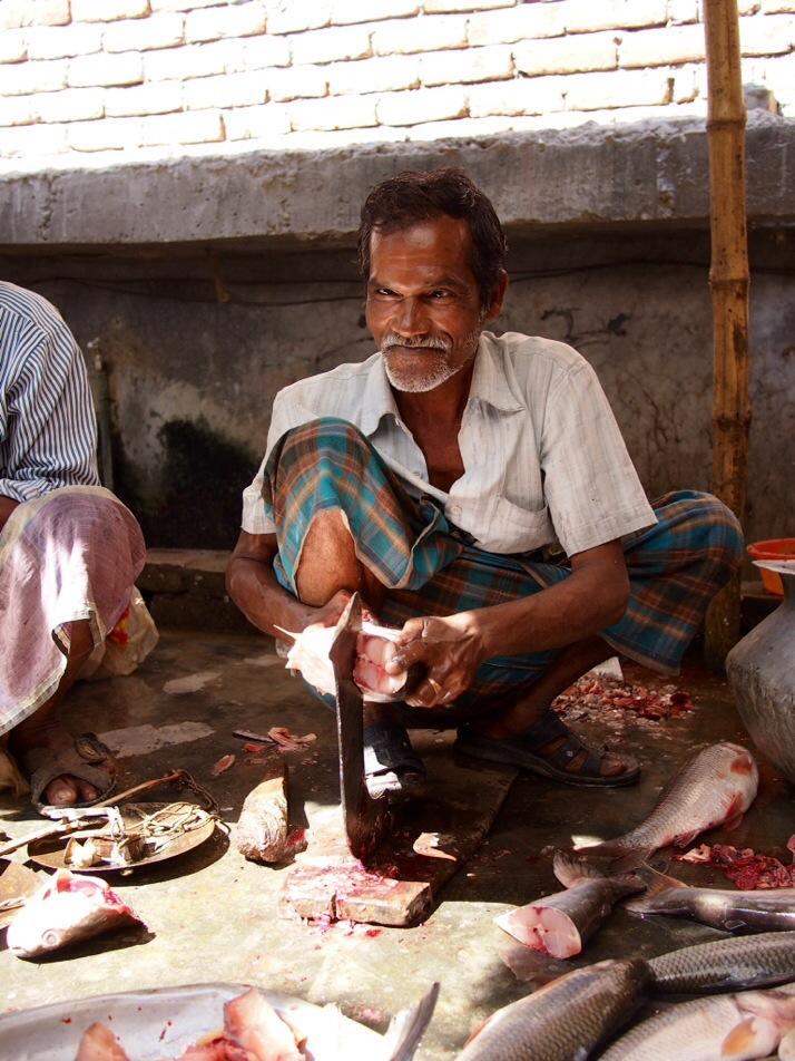 Fishmonger, Rajshahi