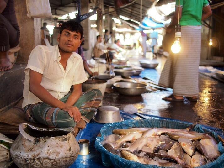 Fishmonger, Dinajpur