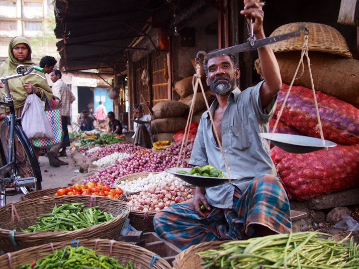 Greengrocer, Dinajpur