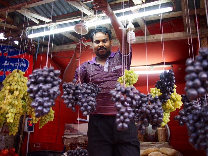 Fruit seller, Rajshahi