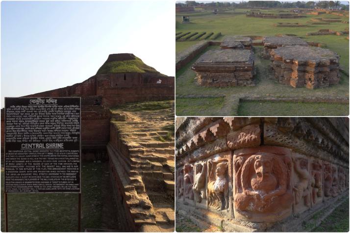 Paharpur collage