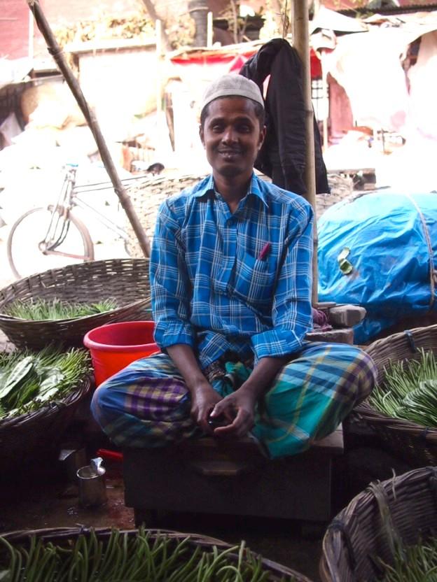 Betel leaf seller, Dhaka