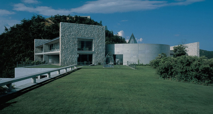 Benesse House Museum. Source: Benesse House