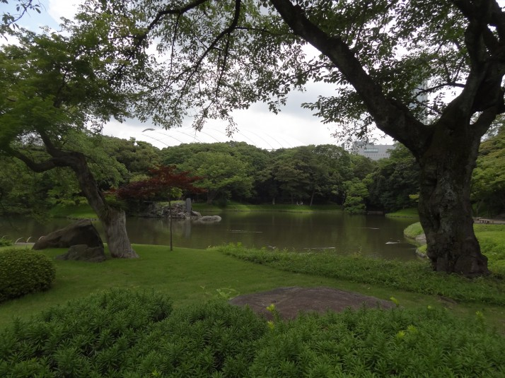 Koshikawa Korakuen Garden - one the oldest and best preserved parks in Tokyo