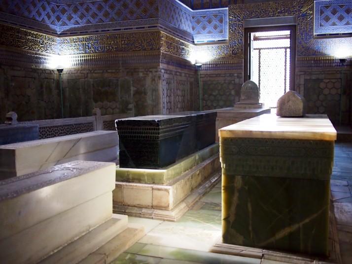 Amir Timur's tomb