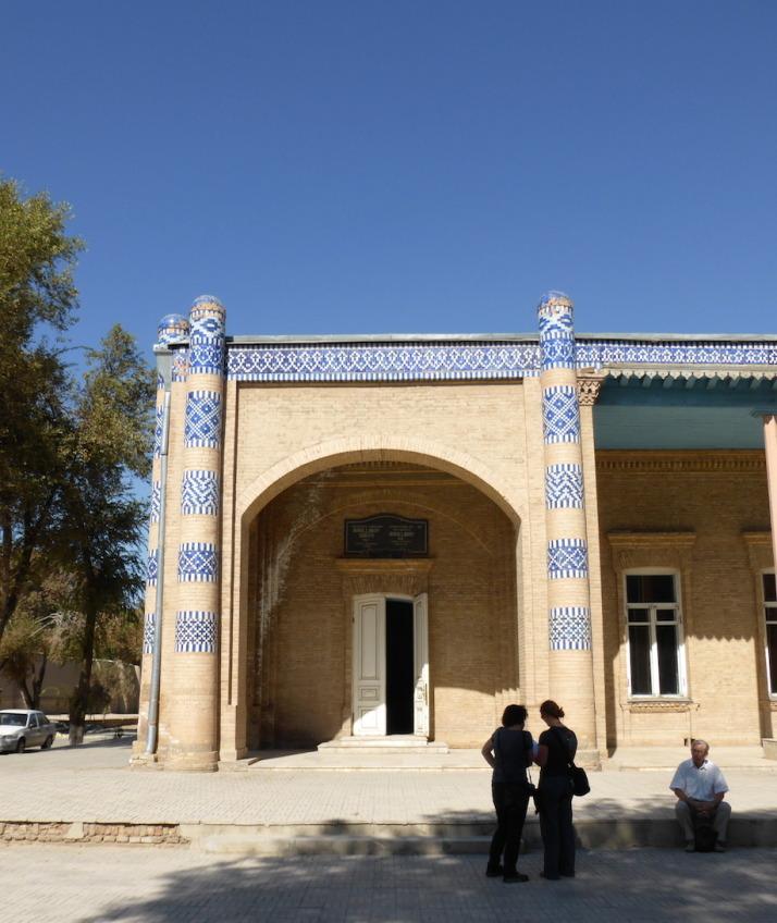 Isfandiyar Palace, Khiva