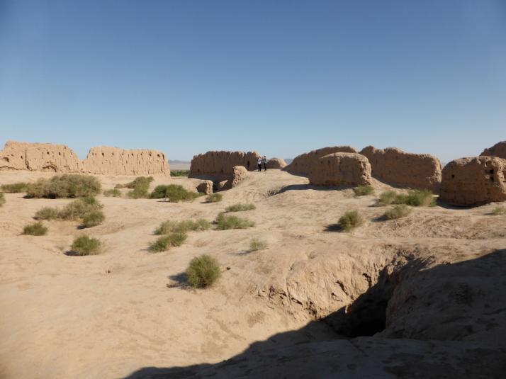 Kyzyl Qala fortress