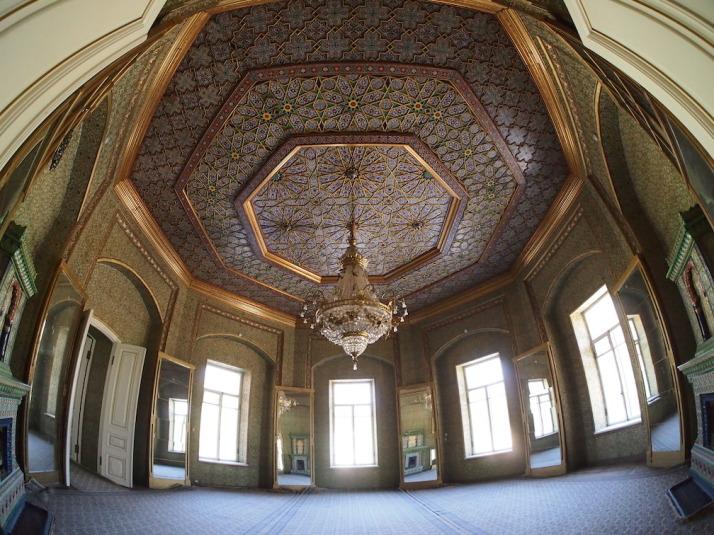 Isfandiyar Palace, Khiva, Uzbekistan