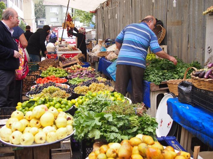 Inebolu Market