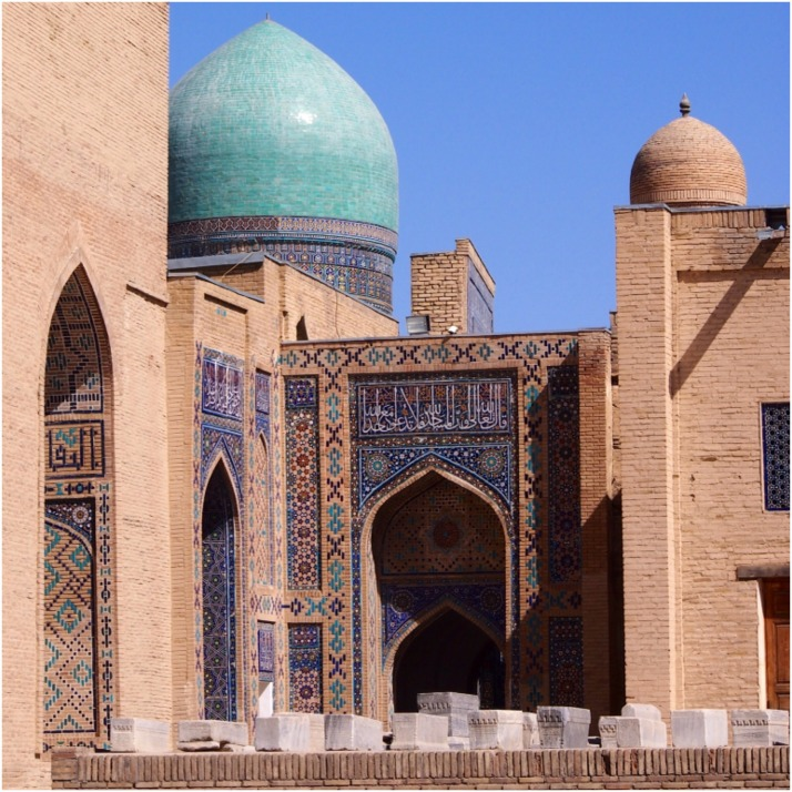 Shah-i-Zinda