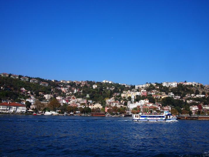 Bosphorus village
