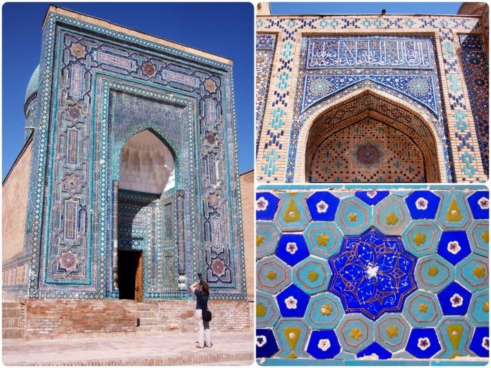 Shah-i-Zinda details