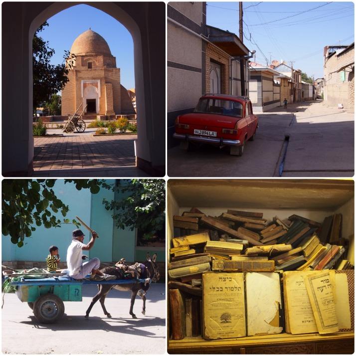 Samarkand old town