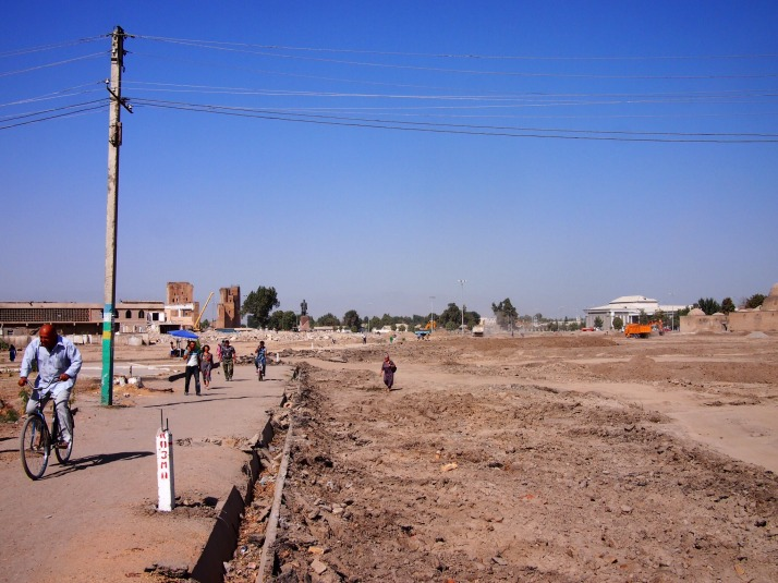 Shakhrisabz centre