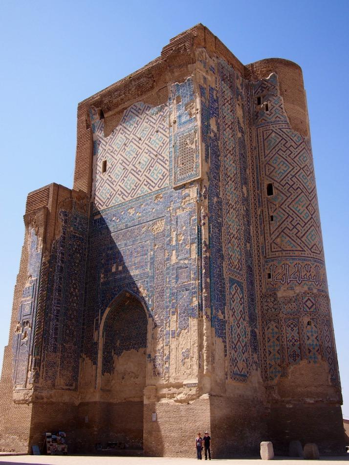 Ak-Saray Palace