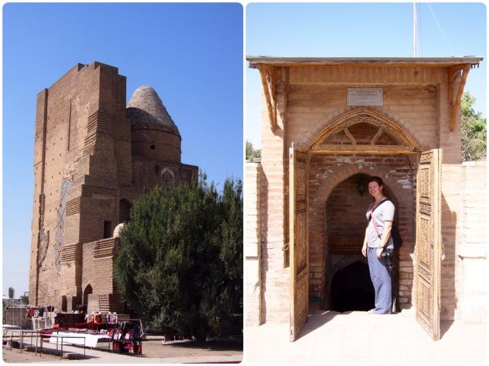 Shakhrisabz tombs
