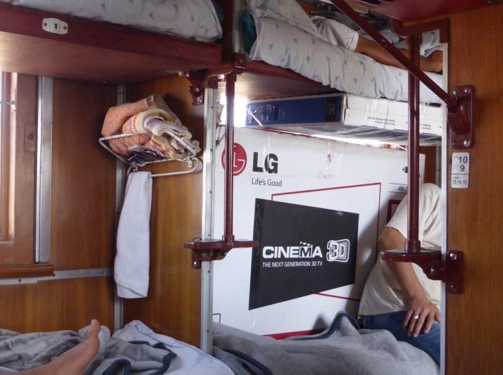Full bunk