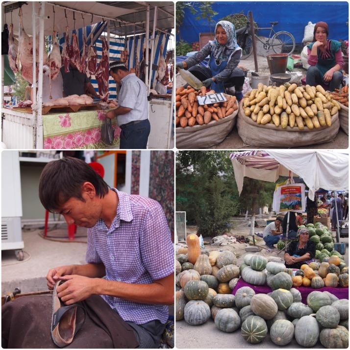Fergana Bazaar