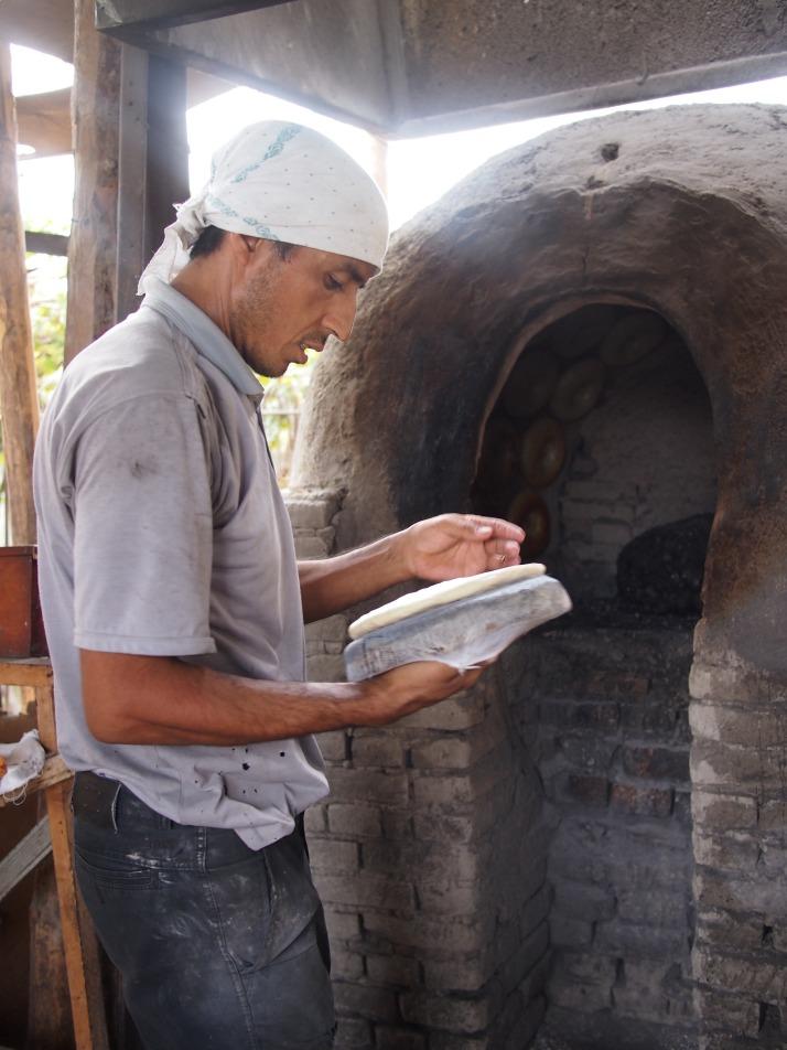 Margilon baker