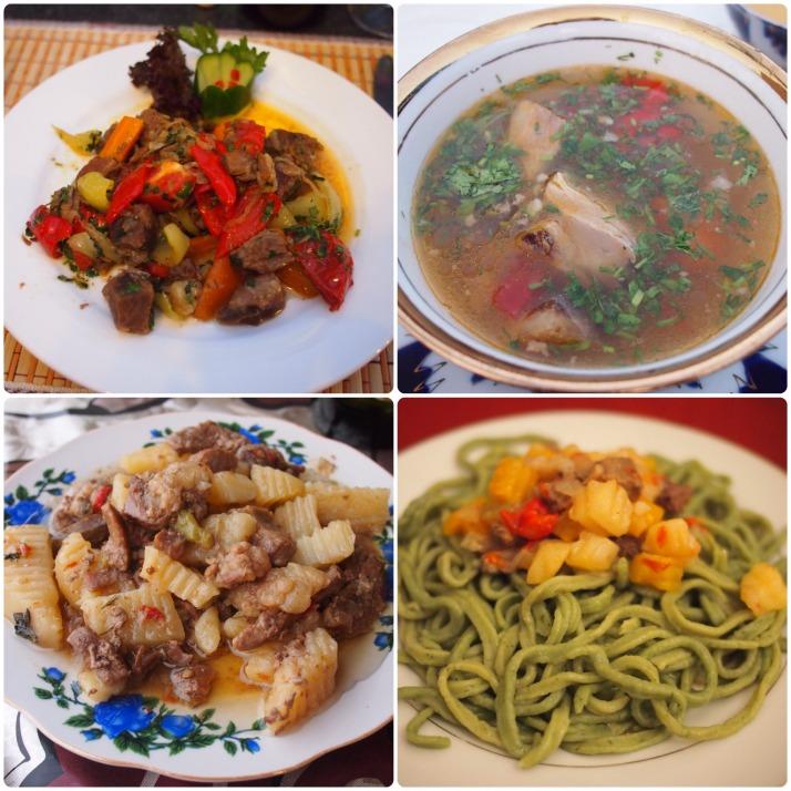 Uzbek soups and stews