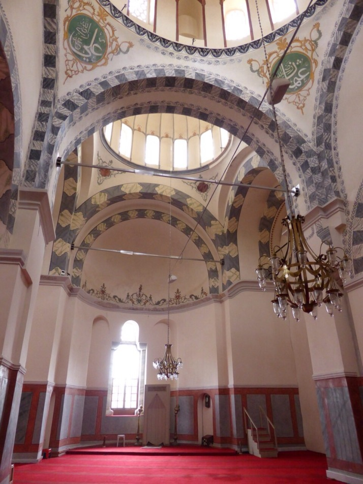 Interior, Church of the Pantocrator