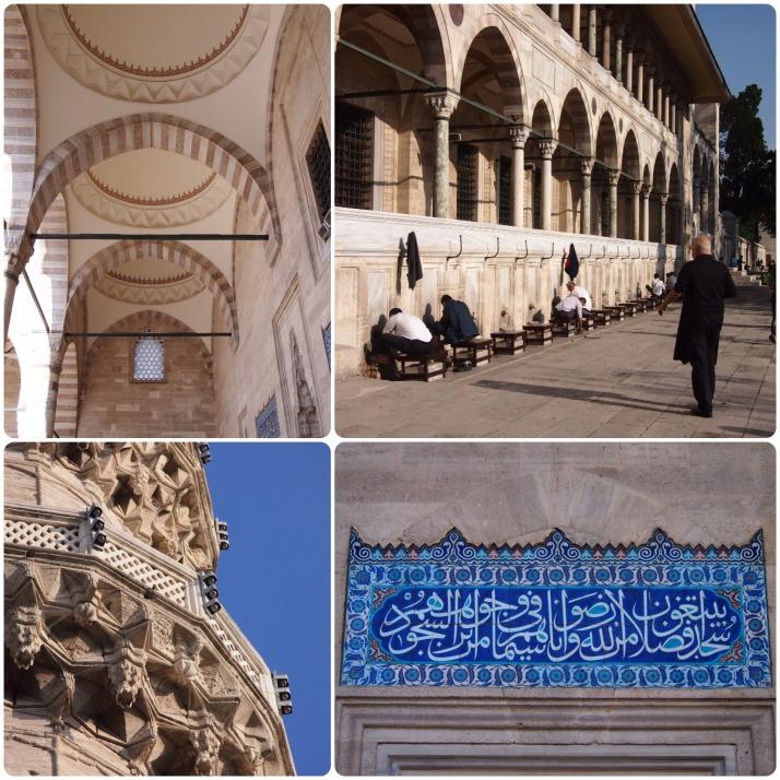 Süleymaniye Mosque details