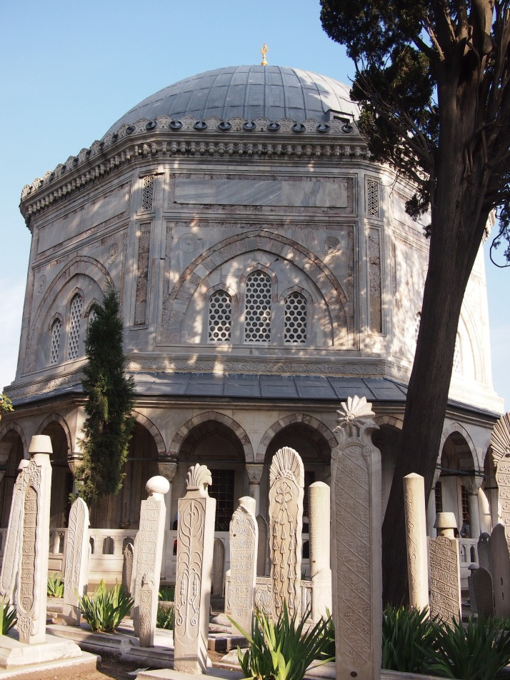 Süleyman the Magnificent's mausoleum