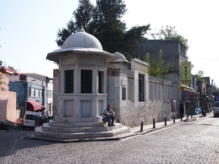 Sinan's mausoleum