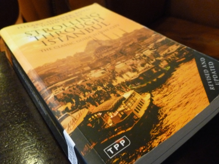 Strolling Through Istanbul by Hilary Sumner-Boyd & John Freely