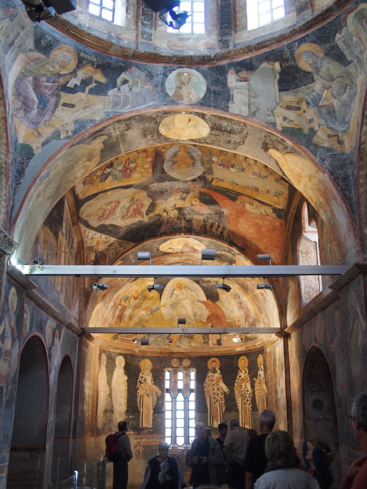 Paraclession frescoes