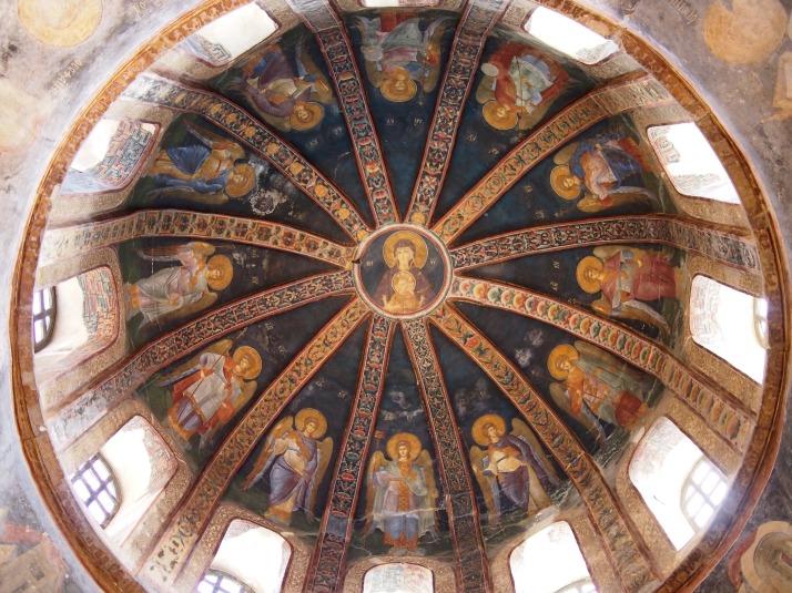 Fresco dome
