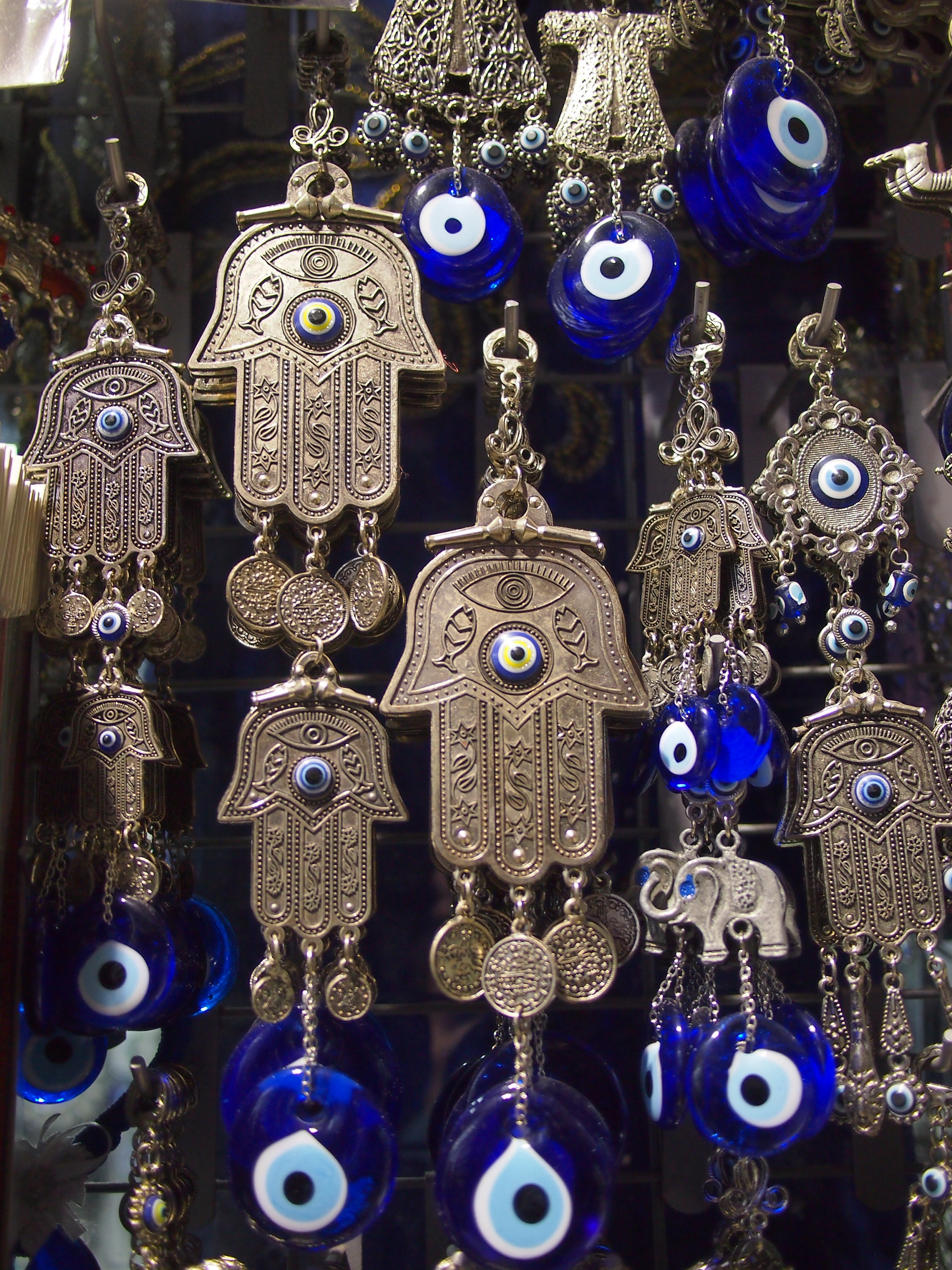 Evil eye two year trip they are sometimes doubled up with the open right hand symbol another protective motif called hamsa biocorpaavc