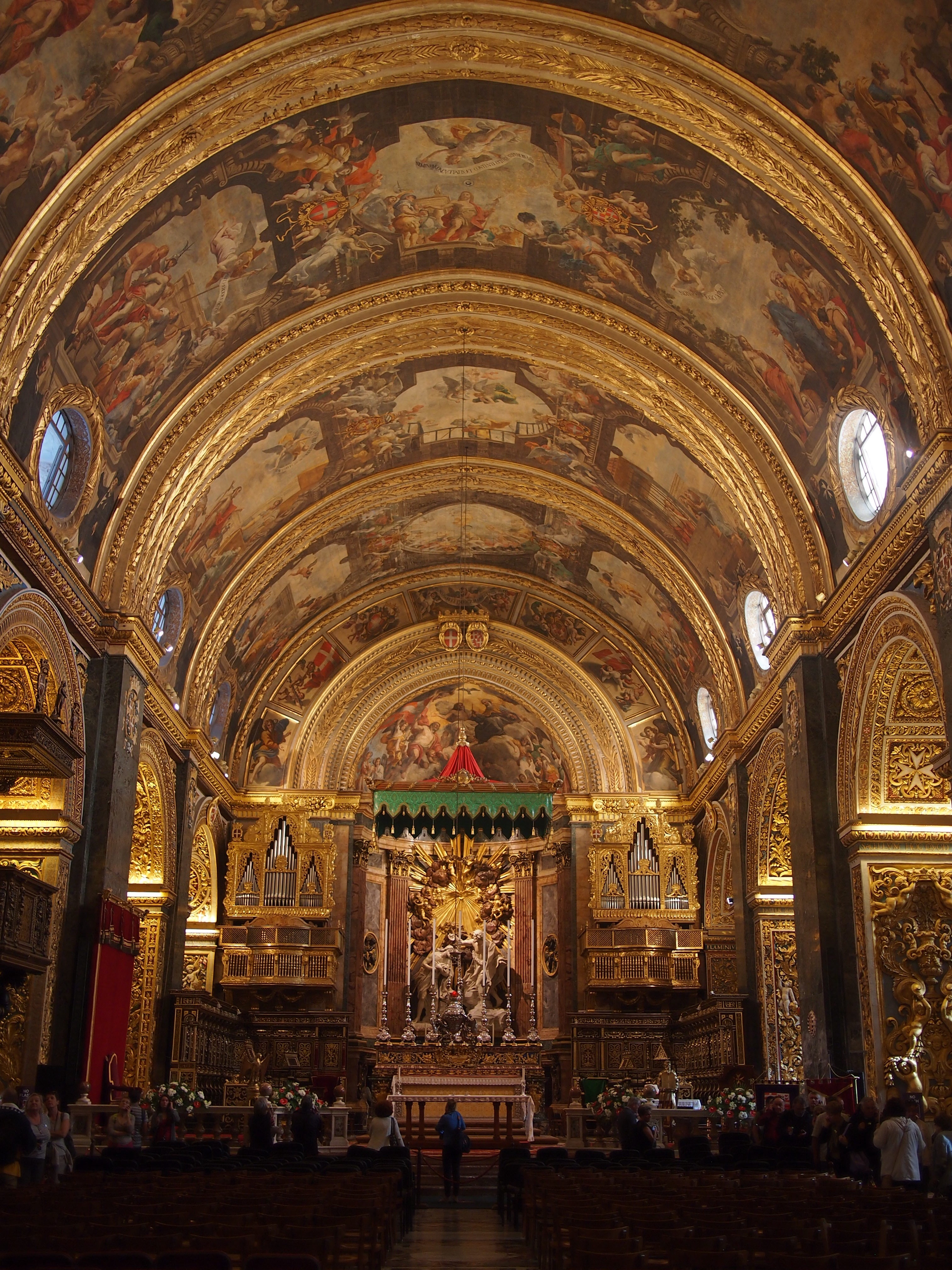 St John S Co Cathedral Valletta Two Year Trip