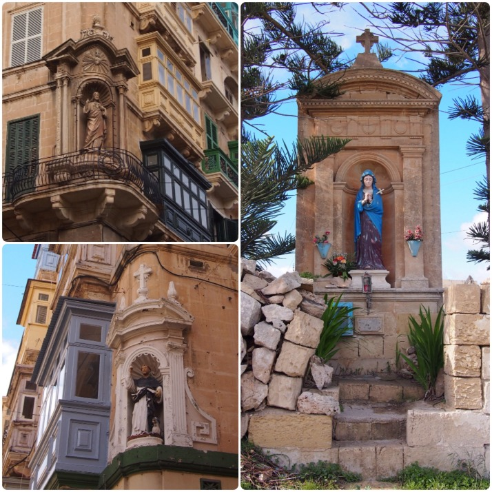 Maltese shrines