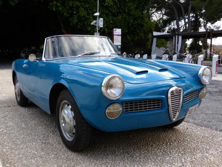 Old Alfa Romeo, Noto, Sicily
