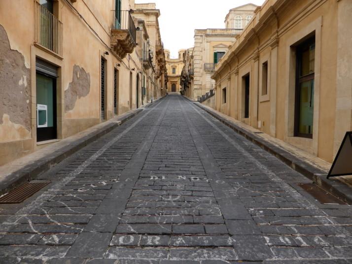 Via Nicolaci, Noto, Sicily