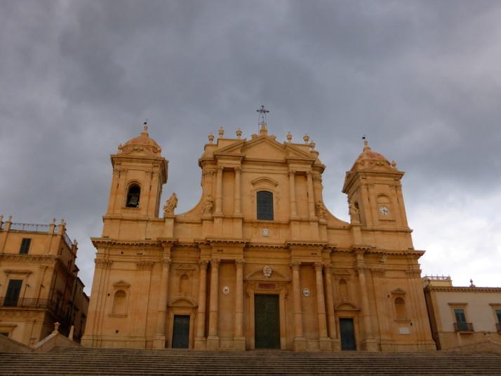 Basilica de San Nicolò, Noto, Sicily