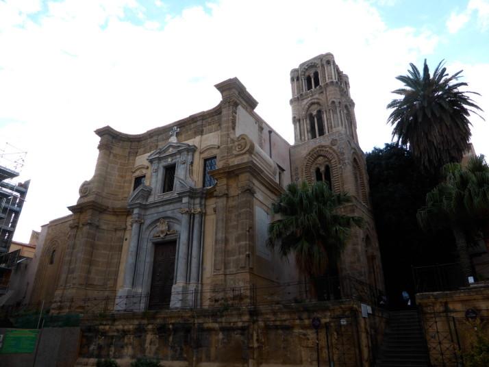 Martorana, Palermo, Sicily