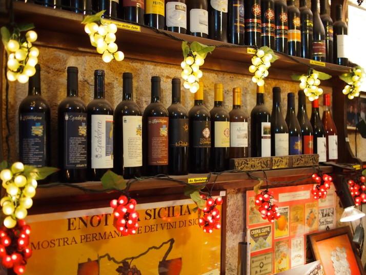 Enoteca Silicia - Wine Museum, Palermo, Sicily