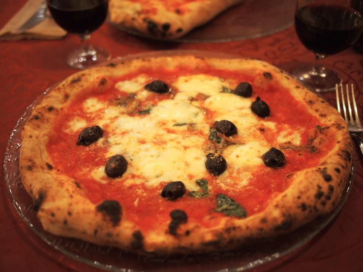 Pizza Romana, Starita, Naples, Italy