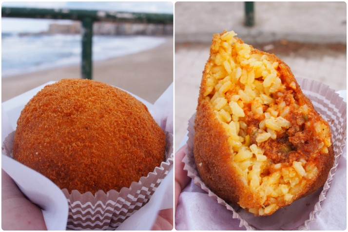 Street Food In Palermo Sicily