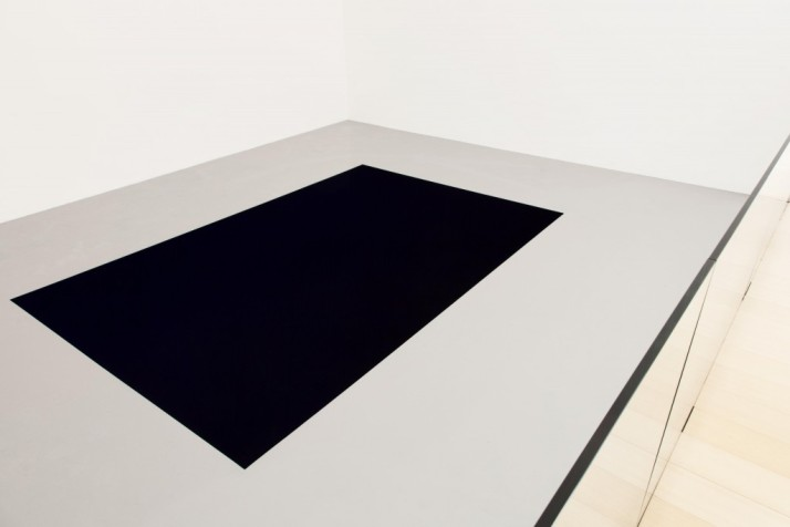 Dark Brother by Anish Kapoor, Museo MADRE, Naples, Italy
