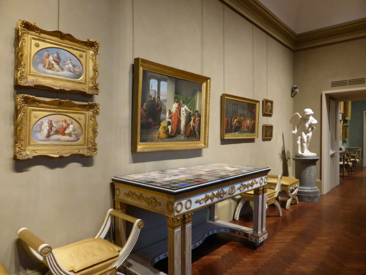 Royal Apartments, Museo Nazionale di Capodimonte, Naples, Italy